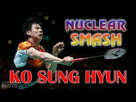 Ko Sung Hyun NUCLEAR SMASH