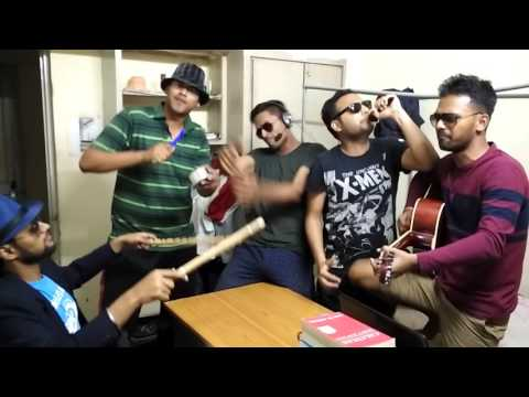 Pirates Productions Episode 3!! How IITG students prepare for Exams!!