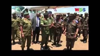 Uganda has received two evacuation Aircrafts worthy 15 billion shillings from the U.S Government