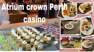 Burswood Casino Seafood Buffet