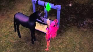 Les Sims 3 - Disparition de la Licorne