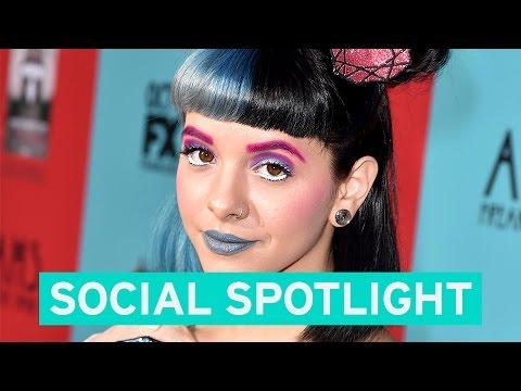 Melanie Martinez On Dealing With Social Media Trolls   Social Spotlight