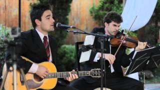 Baixar Tato Moraes - Pra sonhar (Voz, violão e violino) - Música para casamento em BH e região