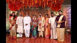 Actor Parthiban Daughter Keerthana and Akshay wedding | nba 24x7