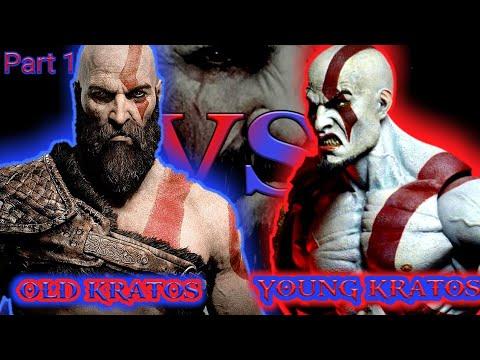 Old Kratos VS Young Kratos | Gaming Generation | Fever Grasp