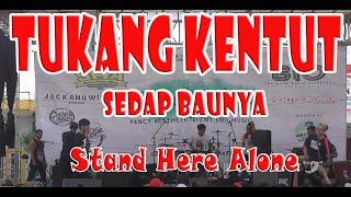 Stand Here Alone ~ tukang kentut || PENSI SMK BINAMITRA CIKARANG