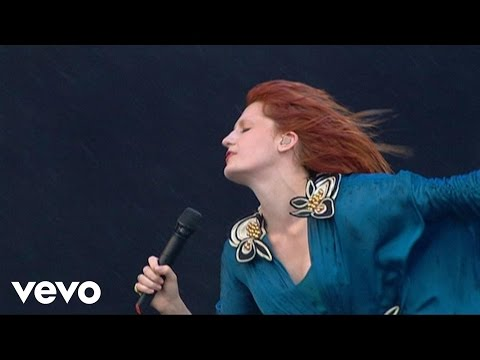 Florence + The Machine  Cosmic Love  At Oxegen Festival, 2010
