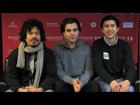Nicholas Jarecki: Arbitrage - Sundance 2012