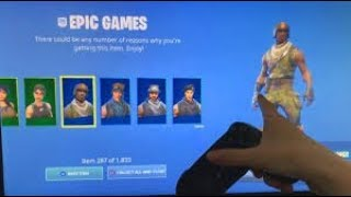 """HOW TO HAVE """"ALL"""" EXISTING OBJECTS on FORTNITE with THIS """"GLITCH"""" ASSURDO!! 😱 - Fortnite ITA"""