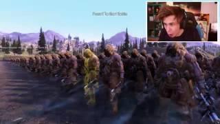 10 000 PINGÜINOS VS UN HOMBRE   Simulador de Batallas Epicas