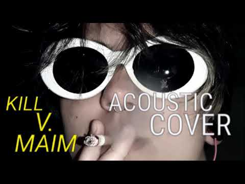 KILL V. MAIM (BY GRIMES) | COVER