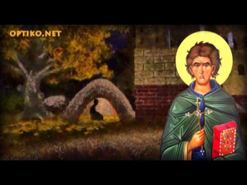 Ο Όσιος Ιωάννης ο Καλυβίτης - 15 Ιανουαρίου