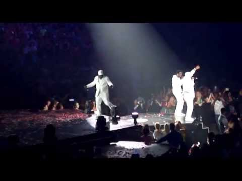Boyz II Men - End of the Road - 9/20/13 - Junior Seau Pier Amphitheater