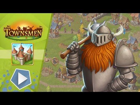 Lets Play Townsmen ★ The battle has just begun!
