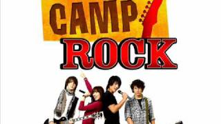 Camp Rock / We Rock FULL HQ w/LYRICS