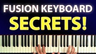 Fusion Jazz Keyboard Secrets