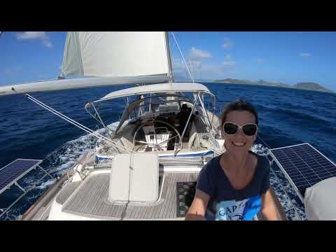 Sailing St.Kitts – HR54 Cloudy Bay, Jan 2019