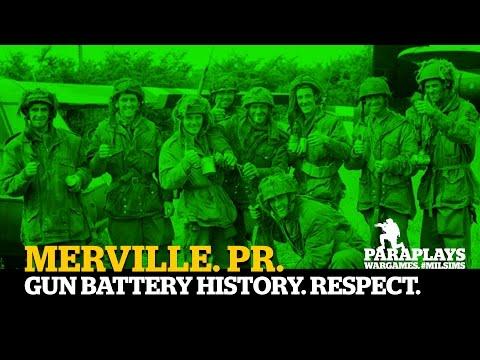 Merville Gun Battery 1944  ► A little respect PR MAP ww2