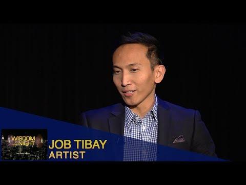 Wisdom in the Night - Job Tibay - Artist