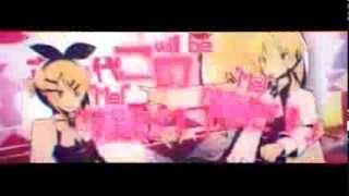 Repeat youtube video Kagamine Rin, Kagamine Len - Childish War (おこちゃま戦争)