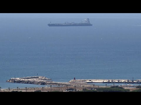 US applauds Britain's seizure of Iranian oil tanker at Gibraltar