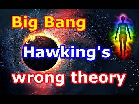 Big Bang is a Hawking's wrong theory