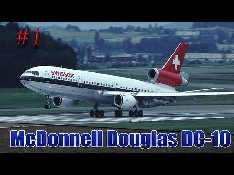McDonnell Douglas DC-10 - Uma Breve História.