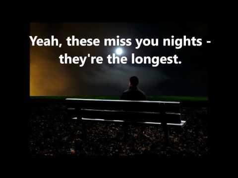 Miss You Nights   CLIFF RICHARD