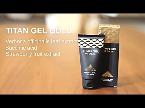 Titan Gel Gold Rev