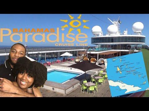 BAHAMAS Paradise Cruise VLOG!