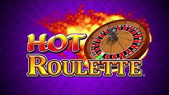 Hot Roulette® Triple Double Diamond® Video Slots by IGT - Game Play Video