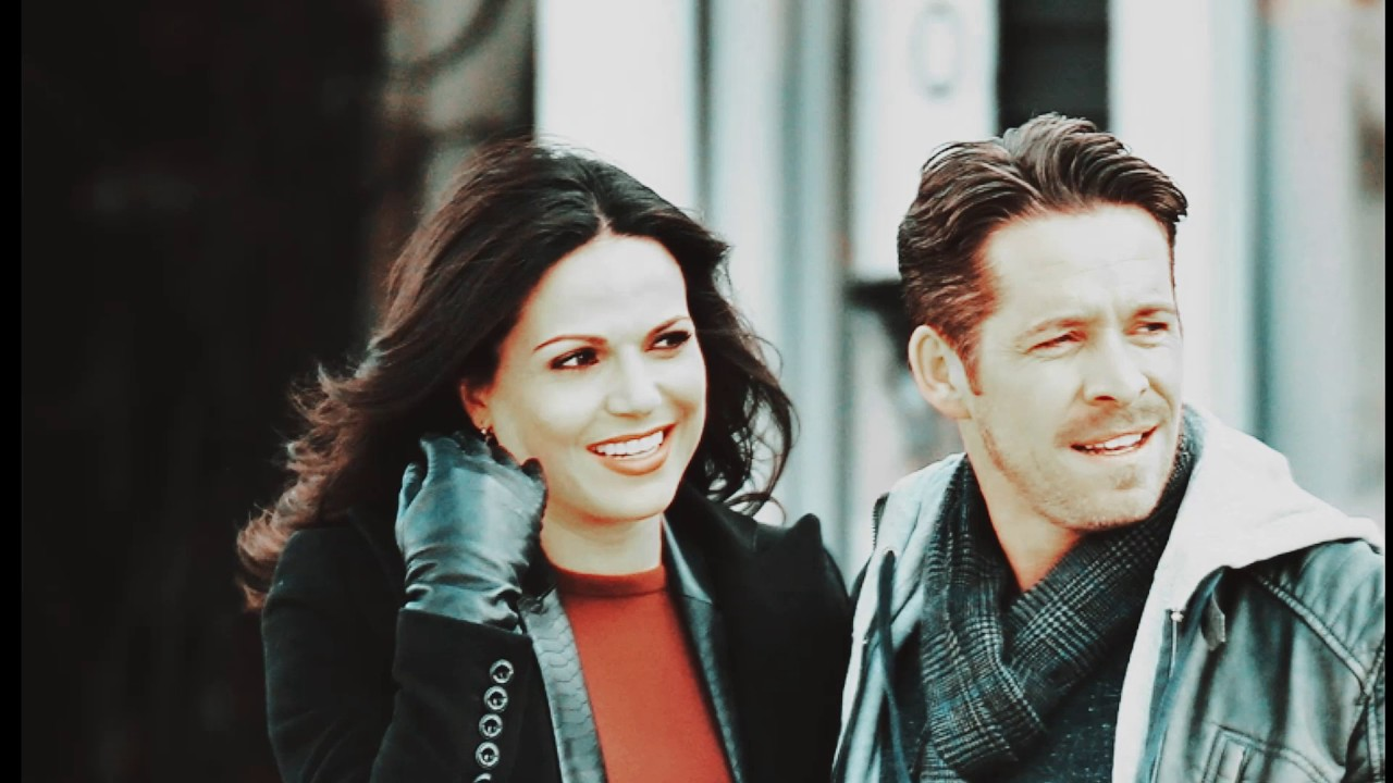 Lana Parrilla & Sean Maguire||''he has been like an angel ...