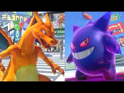 [EL] LE PIU' EPICHE BATTAGLIE TRA POKEMON! | Pokken Tournament DX (Nintendo Switch)