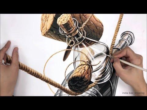 볼수록 재미있는 한국 미대입시그림