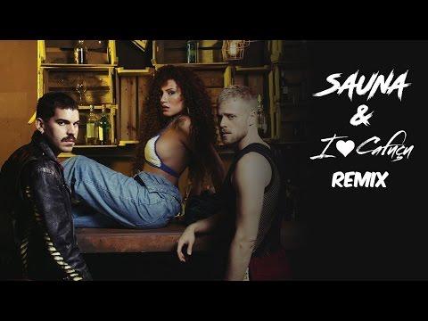 Banda Uó - Sauna & I ❤ Cafuçú (Veneno Tour) [Remix]