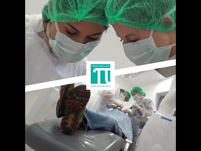 Practiculum Implantologii Sezon IX B Sesja 8 zabieg 1