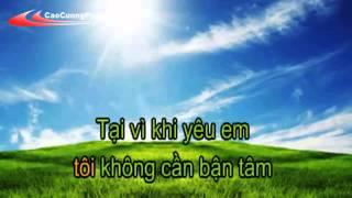 Mặc Kệ Người Ta Nói Karaoke   Trí Hải