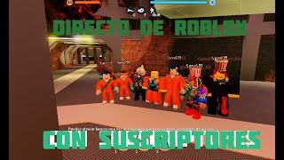 🔴 Live Playing Roblox //ROAD 500 SUBS✔