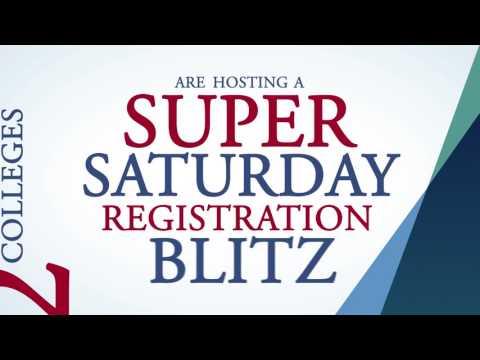 Capital Community College Super Saturday Registration August 5, 2017