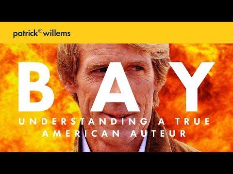 MICHAEL BAY - Understanding A True American Auteur (PART 1)