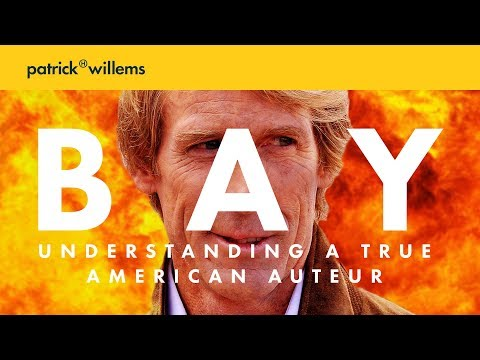 MICHAEL BAY  Understanding A True American Auteur PART 1