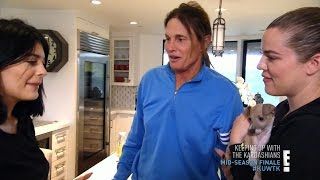 Caitlyn Jenner:  Facial Feminization + Poses On Vanity Fair Cover | Good Morning America | ABC News