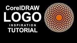 How to make a solar eye logo design in CorelDraw?