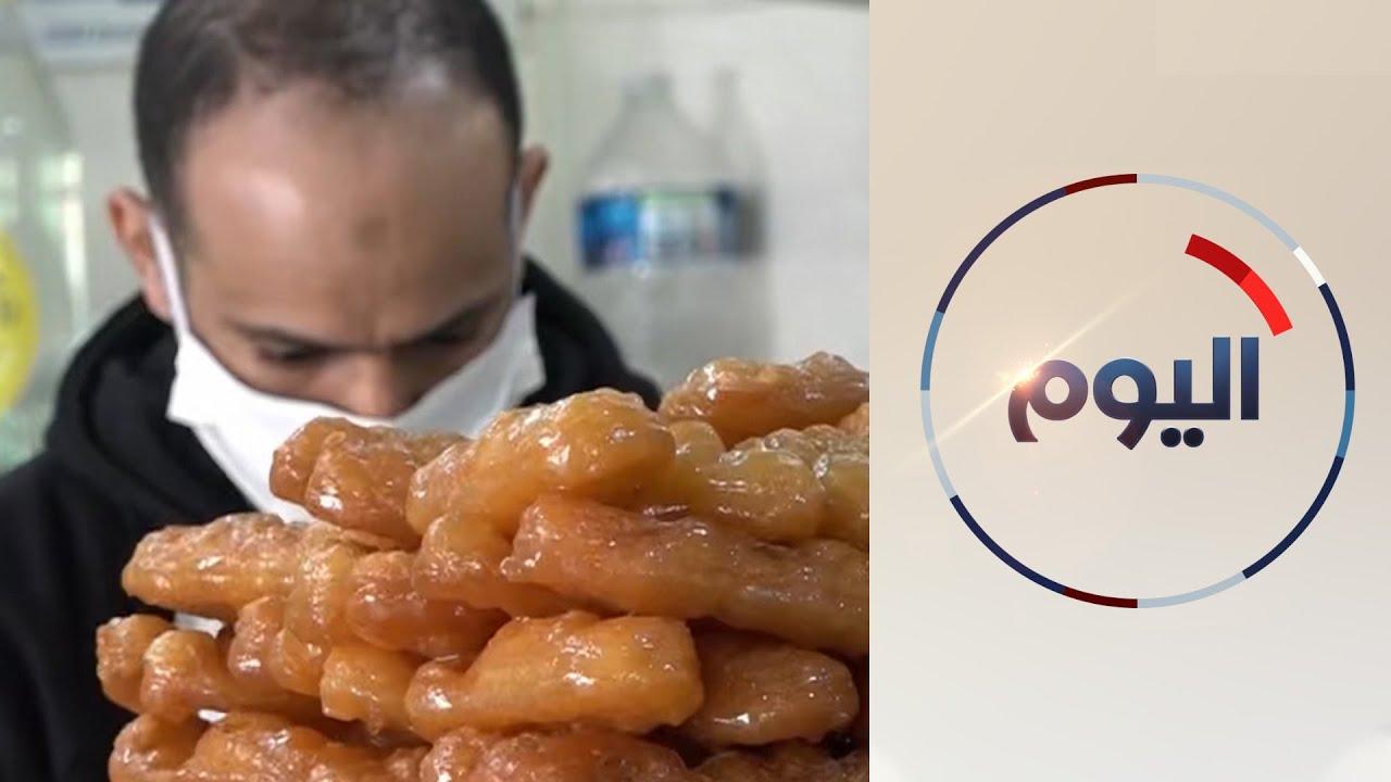 المسلمون في فرنسا يتسوقون من متاجر عربية لتوفير احتياجات شهر رمضان  - 14:59-2021 / 4 / 14