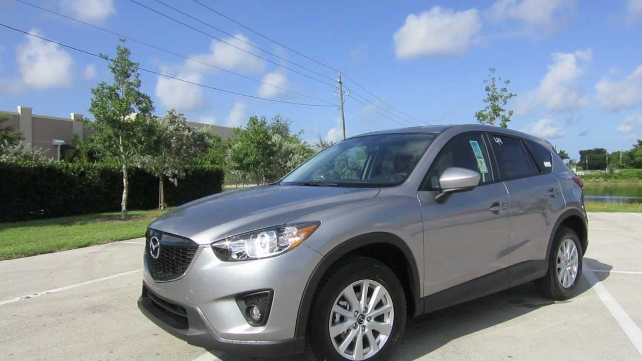 2013 Mazda Cx5 Trim Options At Naples Mazda Used Car And