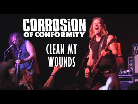 """Corrosion of Conformity: """"Clean My Wounds"""" Live 5/7/16 Columbus, OH"""
