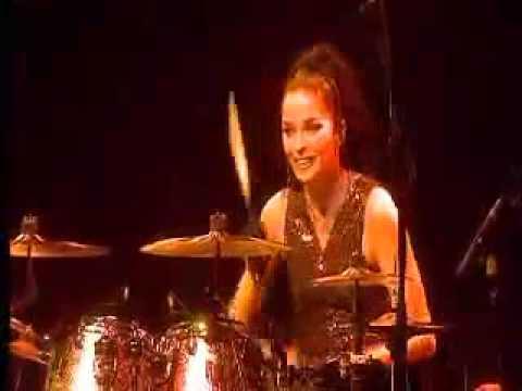 The Corrs- Caroline Corrs Live in London...