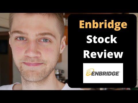 Enbridge Stock Review - Is Enbridge A Good Buy Right Now?