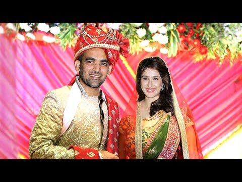 Zaheer Khan's Wedding Reception 2017 Full Video HD