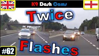 UK Dash Cam #62 | Close Calls | Bad Driving | Observations